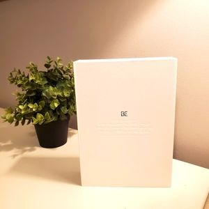 BTS BE deluxe limited edition album book